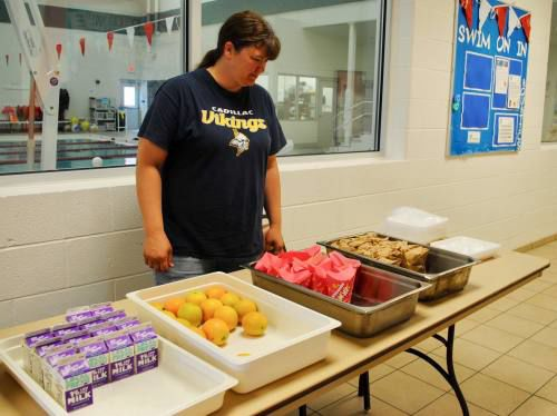 Where to get free meals for kids during the summer