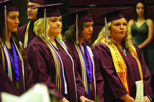 Marion host graduation for Class of 2019