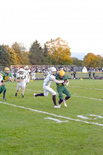 McBain set to face St. Francis in D7 district final