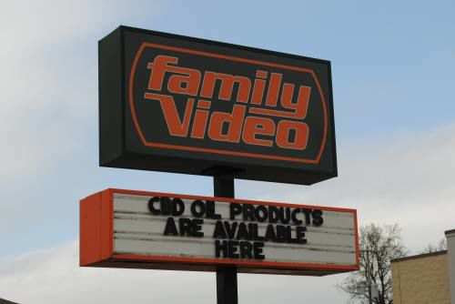 Family Video: Candy, popcorn and CBD all served in Cadillac