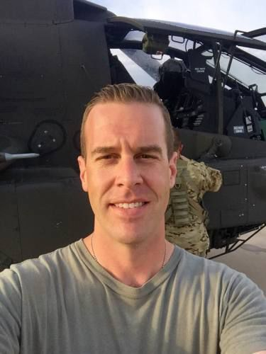 Cadillac graduate, decorated Apache pilot, dies in Iraq