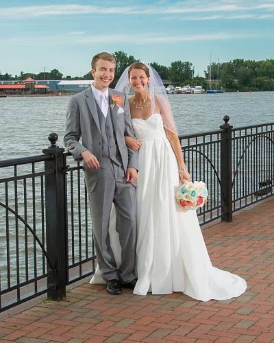 Coffell, Brouckaert wed