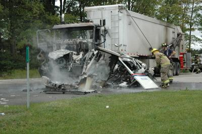 McBain woman still in critical condition after Thursday crash