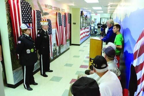 WWII veterans killed in action next phase of Wexford honor wall