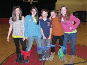 Lancaster And Whitefield Seventh And Eighth Graders Team Up For Tolerance Day