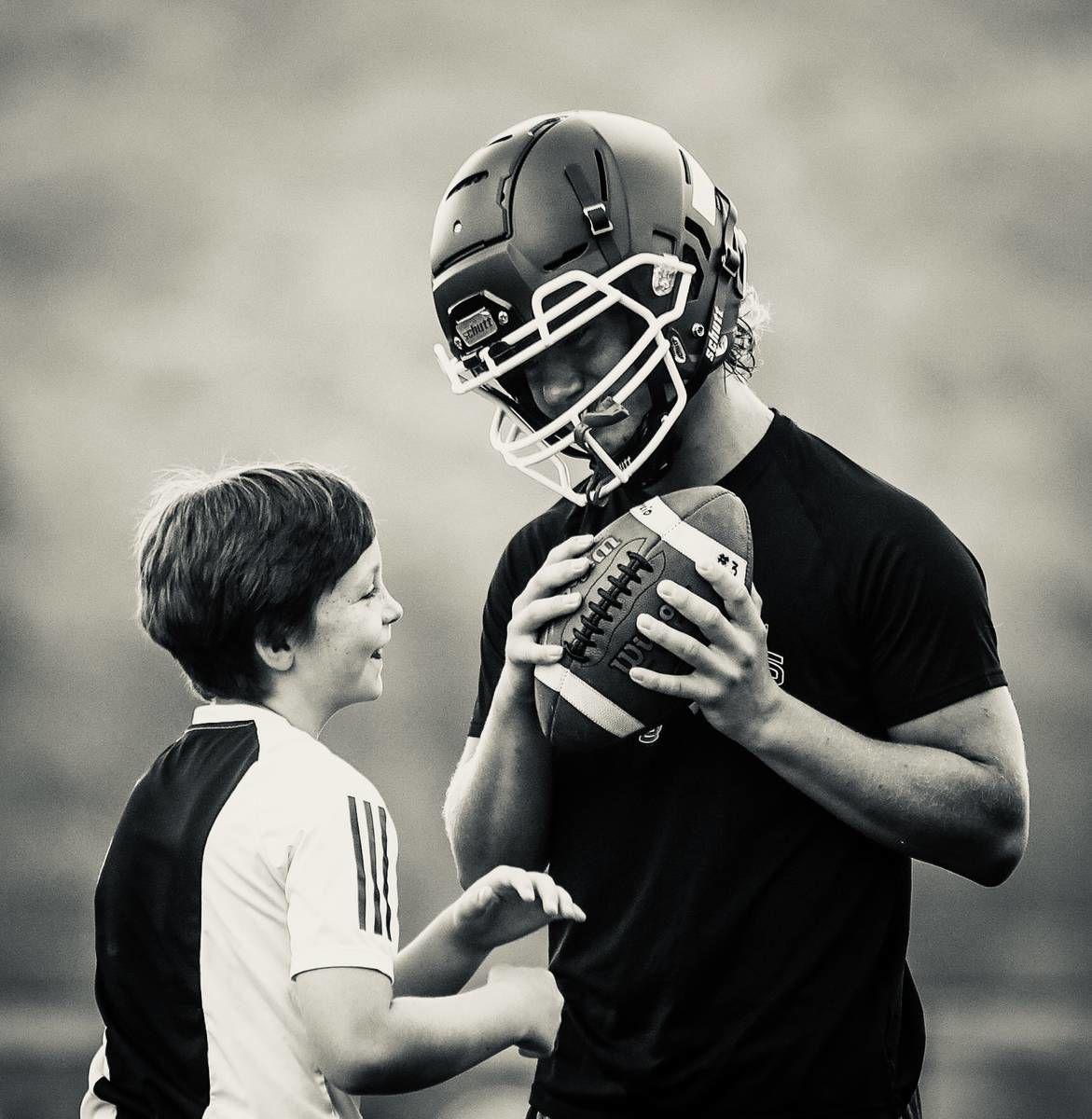 PHOTOS: St. J Academy football practices on second day of preseason