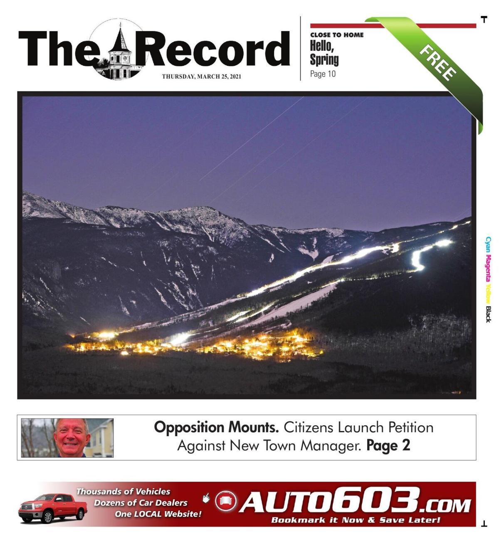 Littleton Record, March 25, 2021