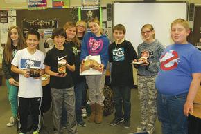 Derby students participate in tobacco prevention program