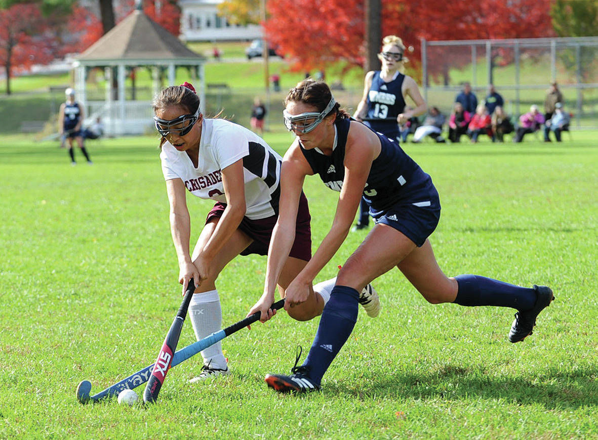 Old rivals Littleton, WMR split in field hockey, soccer