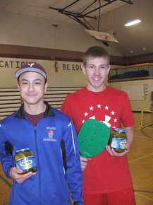 Annual Pickle Ball held at LTS