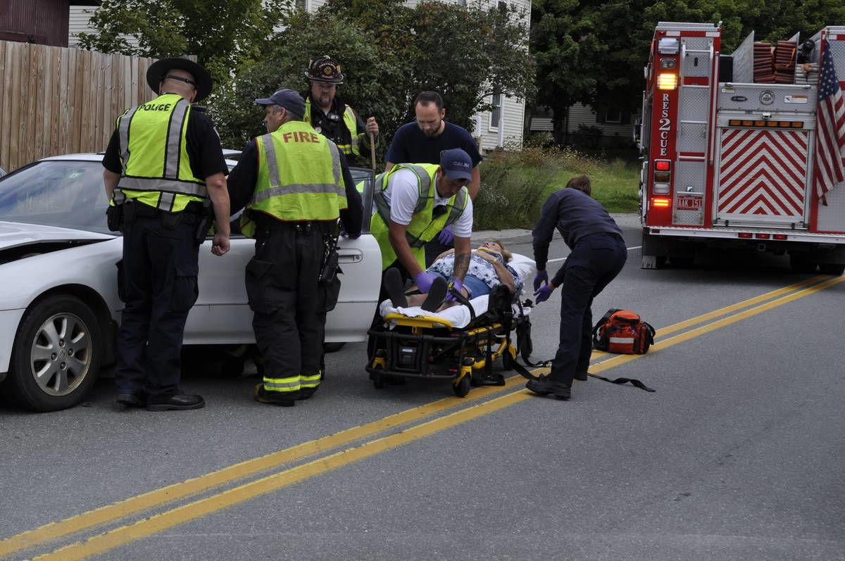 St. J: 3-Car Crash On Portland Street