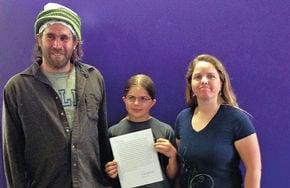 Thaddeus Stevens Sixth Grader Is Winner In Dear George Washington Letter Writing Contest