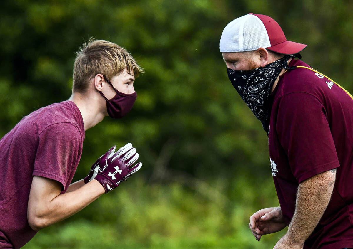 PHOTOS: High school sports return around region