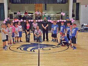 Concord School Basketball Teams Hold Coaches Vs. Cancer Fundraiser