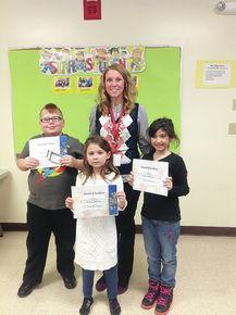 Stark students honored with Principal's Award