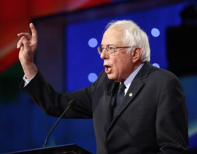 Sanders gave 4 percent of income to charity in 2014