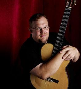 Nashville Guitarist Performing At The Loading Dock In Littleton