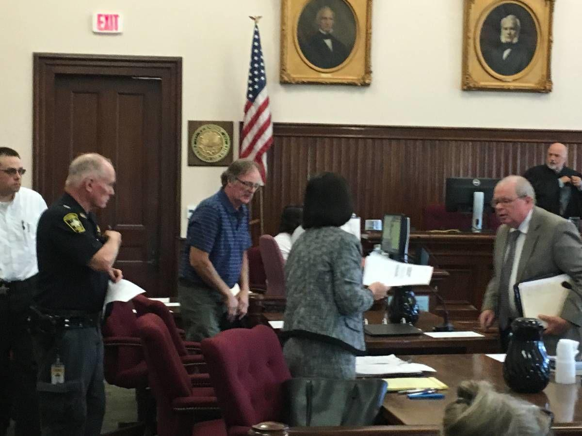 Jury: Keith Powers Guilty Of Obstruction Of Justice
