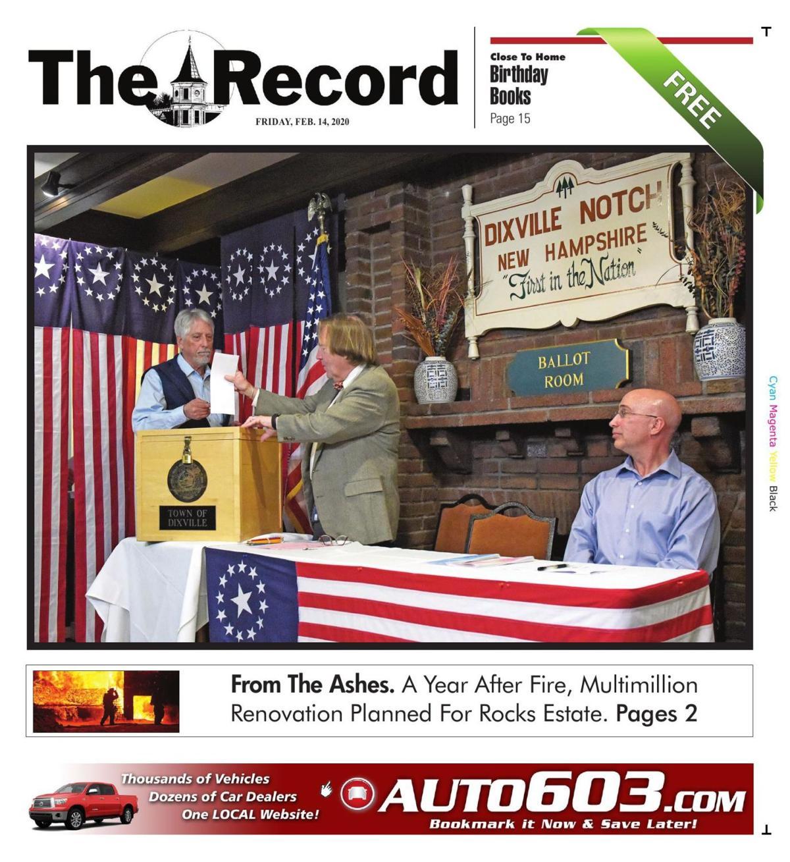 Littleton Record, February 14, 2020