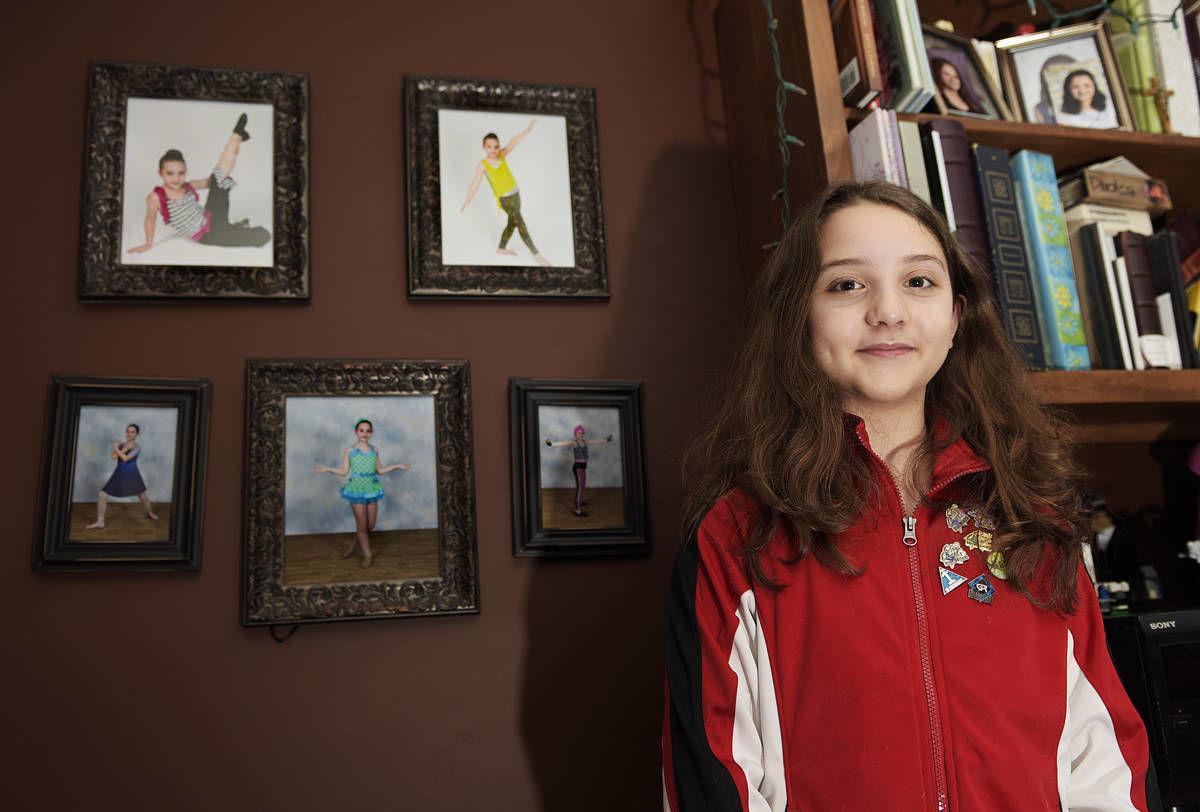 Rising Star: Zorianna Coute Dances Back Into Spotlight