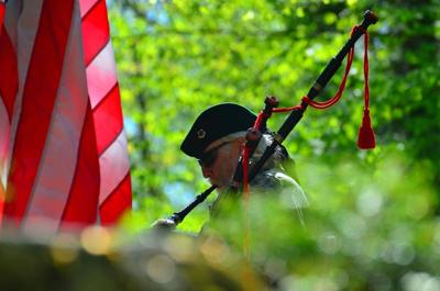 For Second Year, COVID Concerns Scuttle Traditional Memorial Day Ceremony