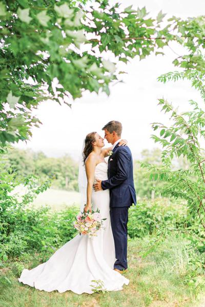 Kathryn Vereline And Lincoln Lemieux Marry