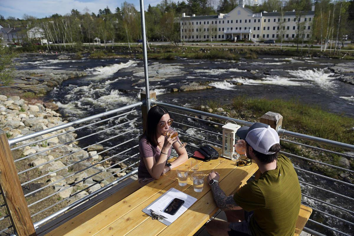 Local Restaurants Resume Outdoor Seating