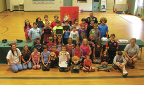 Whitefield School completes DARE program