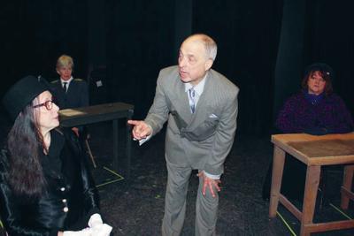 'Night Of January 16th' Opens May 10 At St. Johnsbury School Auditorium