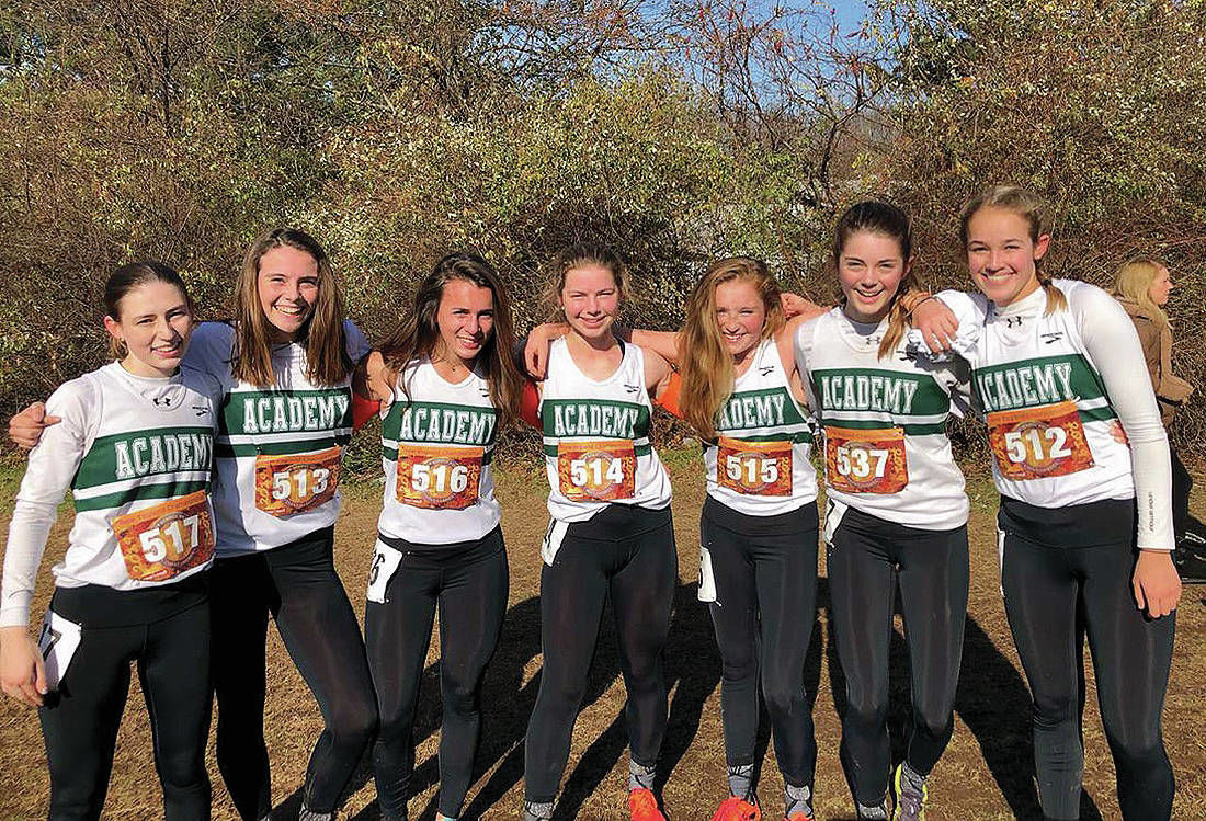 H.S. cross country: St. J's Thornton-Sherman earns top-25 finish at regionals
