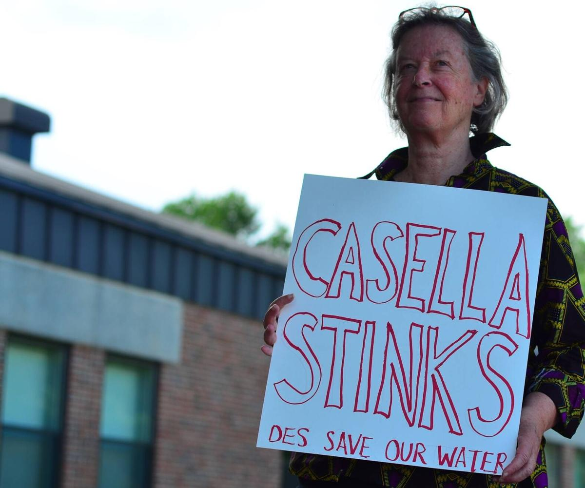 North Country Residents Urge State To Deny Landfill Wetlands Permit