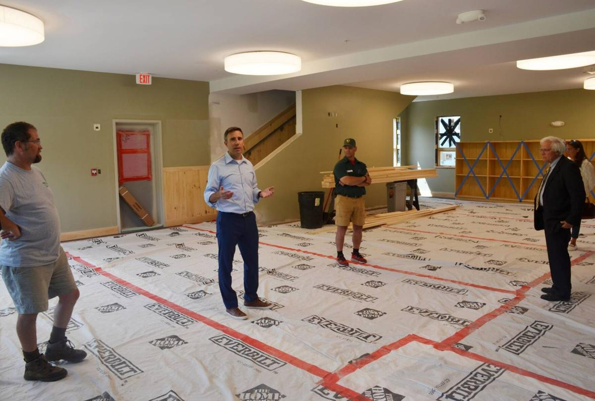 $3 Million Mittersill Performance Center On Track To Be Completed In September