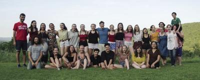 Village Harmony's Teen Ensemble II
