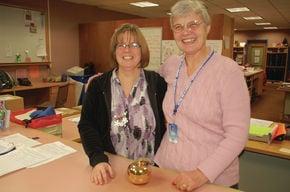 Award Winning Receptionist at LTS