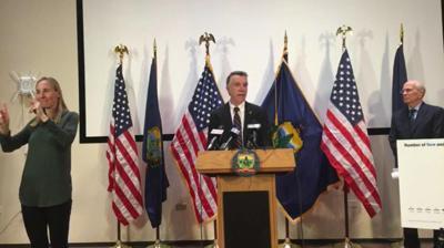 Governor Scott Details Stay Home Order