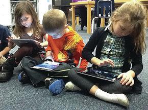 LTS Afterschool program teaches advanced technology