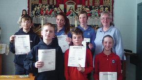 St. Paul's math team place third in Regional Mathcounts