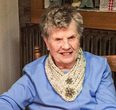 Evelyn Marion Lussier - Obituary