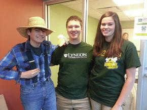 Upward Bound Students Compete In Greening Summit