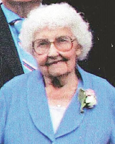 Anna Kittredge McFarland Obituary
