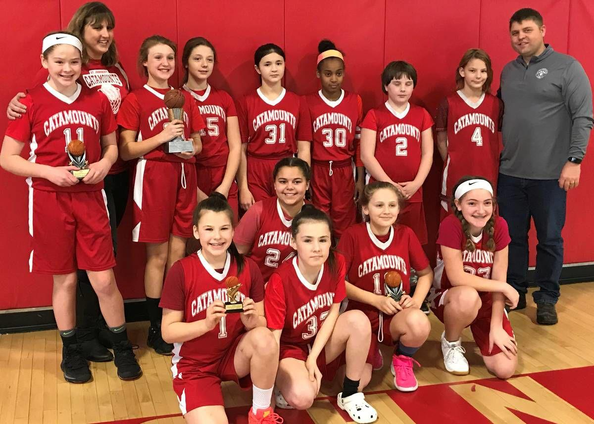 Youth basketball: St. J School teams win Waterford tournaments