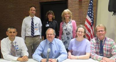 NVRH Team Presents To Green Mountain Care Board