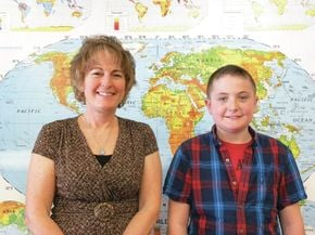 Lakeway Elementary Student Named NH National Geographic Bee Semifinalist