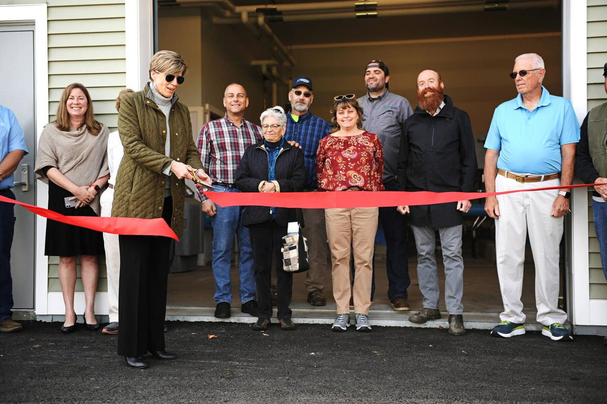 Town Celebrates $8.5M Wastewater Plant Project