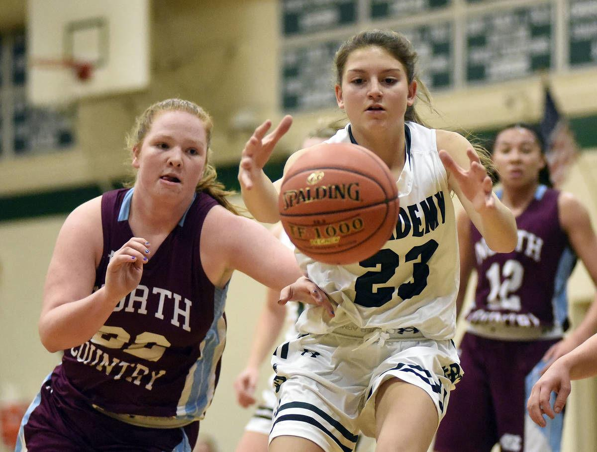 H.S. roundup: Choiniere, St. J motor past Falcons