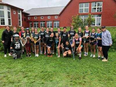 St. J Rec Middle School Girls Lax Competes In Stowe