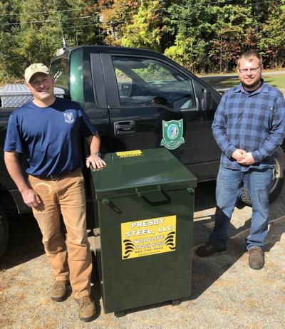 North Country:NHFG, Area Business Team Up To Develop Bear-Proof Trash Cans
