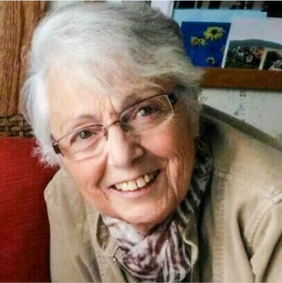 Virginia Mary Randall - Obituary