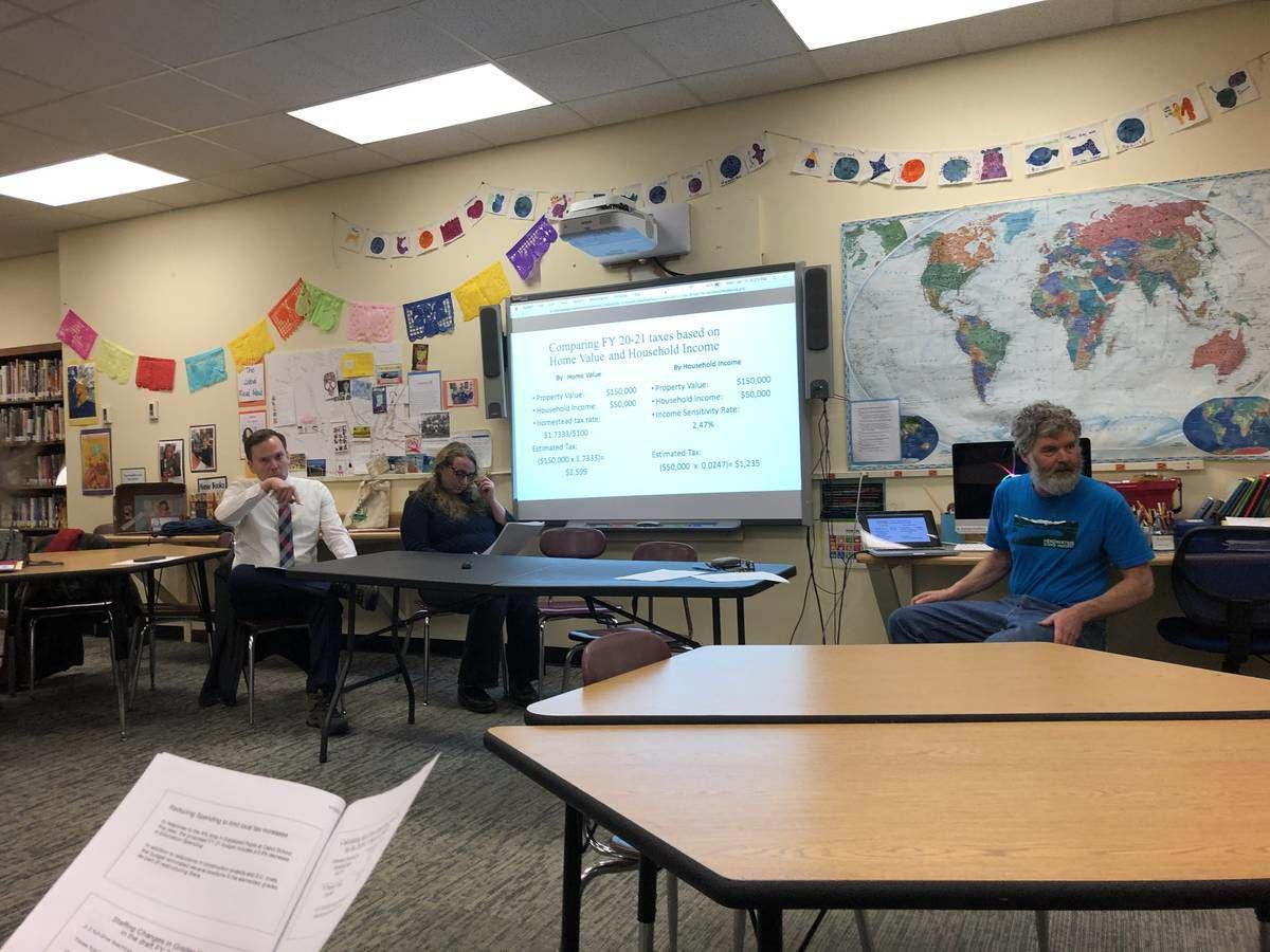 Cabot School Plans Move To Multi-Age Elementary Next Year