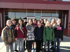 UVM Outreach Efforts Celebrated at TRiO Upward Bound Sophomore Summit